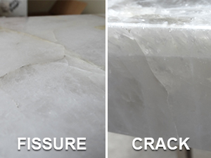 Crack or Fissure? What's the Difference?